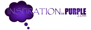 InspirationisPurple Text Logo