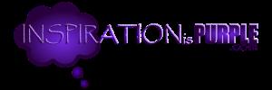 Inspiration is Purple
