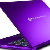 Laptop Plum-Purple
